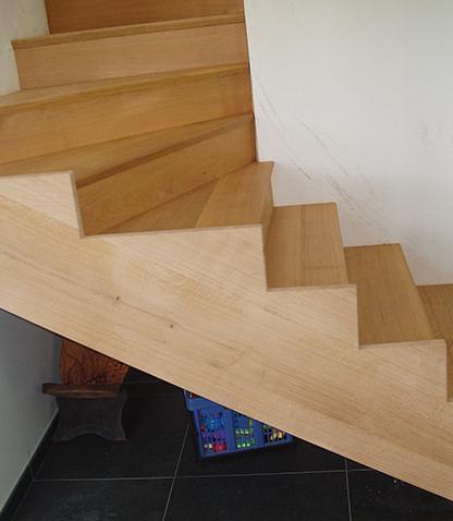 Escalier en bois Couvin