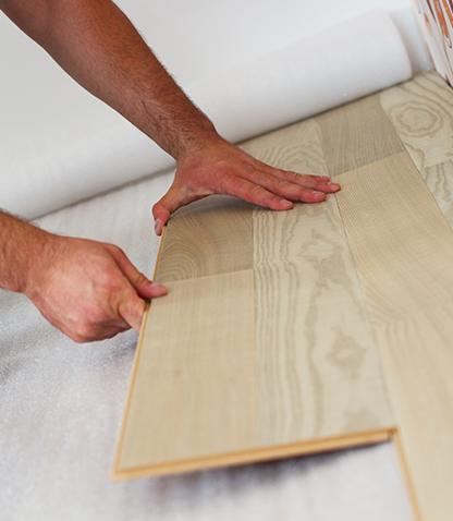 Pose plancher Walcourt